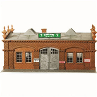 477 HO Scale Model Power Globe News Kit