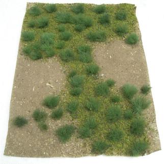 "95601 JTT Scenery Landscape Detailing Green Grassland 5"" X 7"""