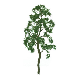 """94418 HO Scale JTT Scenery 3"""" Birch Tree 3/pk"""