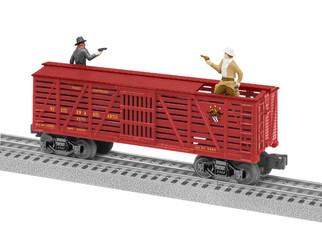 6-82447 O Scale Lionel Sheriff & Outlaw Car
