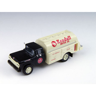 30457 HO Scale Classic Metal Works '60 Ford Tank Truck-Kendall Oil