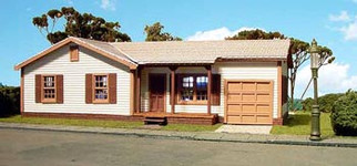 BRA604 HO Scale LaserArt Structure-Branchline Callahan House Kit