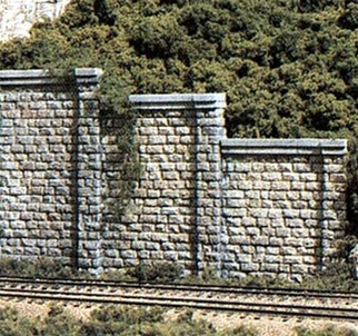 C1159 Woodland Scenics N Scale Cut Stone (6 each)