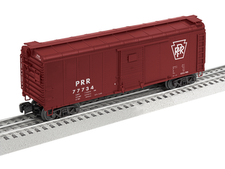 6-84893 O Scale Lionel Pennsylvania X31 Round Roof Boxcar #77734