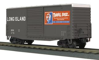 30-74915 O Scale MTH RailKing 40' High Cube Box Car-Long Island