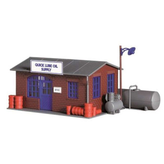 210M HO Scale Model Power Quck Lube Oil Supply Kit