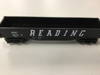 6-84458(REA) O Scale Lionel Gondola-Reading #36796