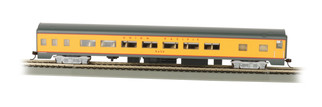 14204 HO Scale Bachmann 85' Smooth -Side Coach-Union Pacific #5430