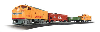 00621 HO Scale Bachmann Challenger Train Set