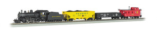 00825 HO Scale Bachmann Echo Valley Express Train Set w/Digital Sound