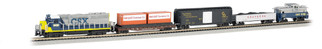 24022 N Scale Bachmann Freightmaster Train Set