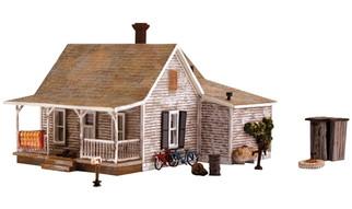 BR5040 HO Woodland Scenics Old Homestead
