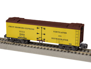 6-44136 S Gauge AF Fruit Growers Express Woodside Reefer #35284
