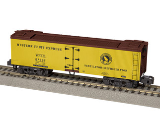 6-44142 S Gauge AF Great Northern Woodside Reefer #67587