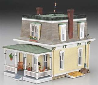 BR5036 Woodland Scenics HO Home Sweet Home