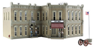 BR5030 Woodland Scenics Municipal Building - HO Scale