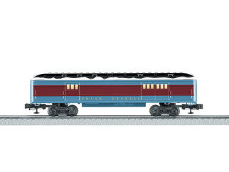 6-84605 O Scale Lionel The Polar Express Baggage Car