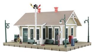 BR5023 Woodland Scenics HO Dansbury Depot