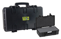 Cyclone Deluxe Utility Pistol/Camera Hard Case - Black