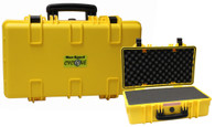 Cyclone Deluxe Utility Pistol/Camera Hard Case - Yellow