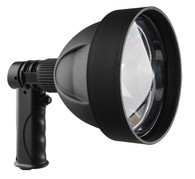 Max-Lume Hand Held 140mm LED Rechargeable Spotlight 1200 Lumens