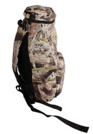 "Max-Hunter ""Trekker"" Camo Barrel Backpack"