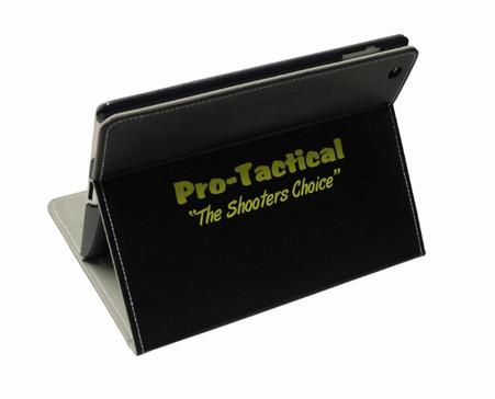 pro-tactical leather iPad case 3 4