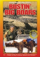 busting big boars hunting dvd movie australia pig