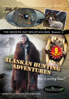 alaskan hunting adventures dvd movie season 3 hunting grizzly brown bear elk