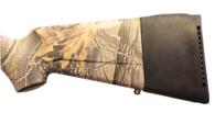 slip on rubber recoil pad shoulder protection shotgun rifle