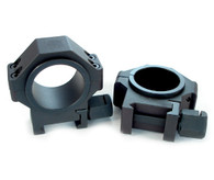 US Tactical System 30mm 1 Inch Rings Low
