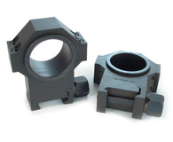 "USTS 30mm 1"" Scope Rings 1.270"" Medium"