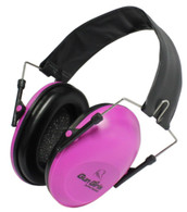 Gun Girls Passive Pink Ear Muffs - NRR 21Db