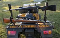 Double Quad Bike Gun Rack