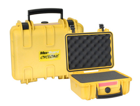 Cyclone Pistol Case Yellow