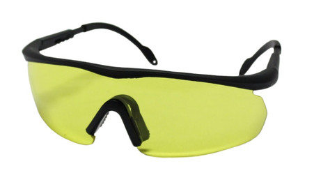 Shooting Glasses - Yellow Lens