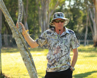 Max-Hunter Koorangie Camo Hunting Shirt - XXL
