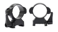 Pecar Optics 30mm Rings High Weaver Style Steel QD