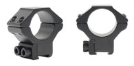 "Pecar Optics 1"" Tactical Rings Medium 3/8 Dovetail Alloy"