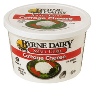 Byrne Dairy 16 oz: Full Fat Cottage Cheese