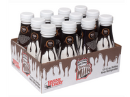 Byrne Dairy World Famous Chocolate Milk (12 oz. bottles ,12 pk.)