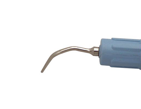 Ultrasonic Insert – Resin Handle – Triple Bend