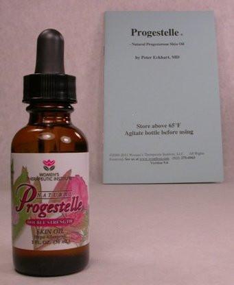 Progestelle Progesterone Purer than Progesterone Cream
