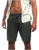 BANGLER: Classic grey shorts front