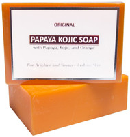 PAPAYAKOJIC Original Papaya Kojic Whitening Bar 120g