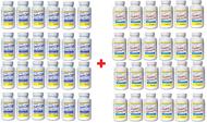 (Pack of 24) Ivory Caps Skin Whitening Lightening Support Pill & Vitamin C Brightening Plus Set