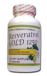 Premium RESVERATROL GOLD 1250mg