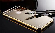 ultra slim metal case, aluminum frame hard back cover