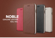 Samsung Galaxy S6 : 100% Genuine Leather Mobile Case for Samsung S6