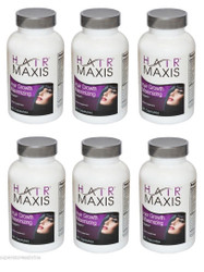 Hair Maxis Supplement support Faster Growth Healthier Softer Stops Hair Loss